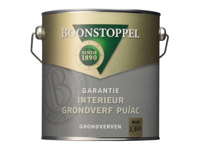 BS Garantie int. grondverf pu/ac 2.5 ltr wit