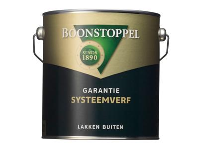 BS Garantie systeemverf 2,5 ltr wit