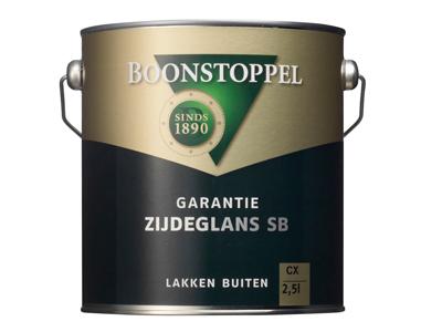 BS Garantie ZG SB  2,5 ltr wit