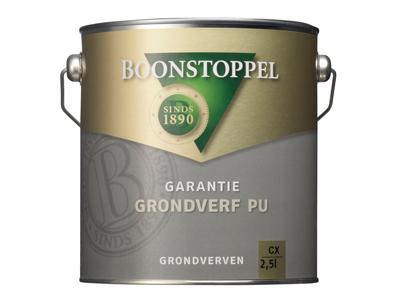 BS Garantie grondverf pu 2,5ltr B:W/wit