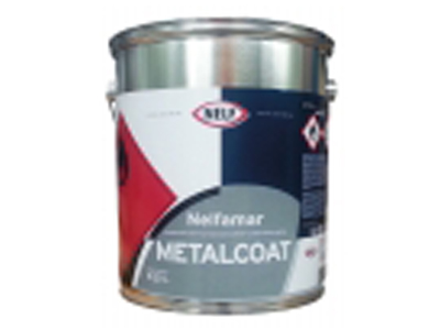 Nelfamar metalcoat 5 ltr wit