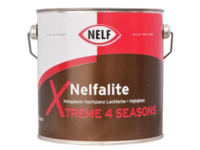 Nelfalite Xtreme 4 seasons 2,5 ltr wit/P