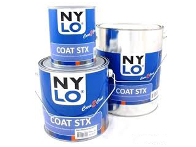 Nylo coat STX 5 ltr wit/basis P