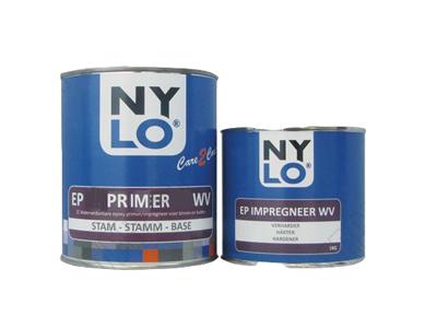 Nylo EP primer WV (A+B) wit/grijs 1 kg*