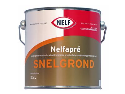 Nelfalite snelgr. 2.5 ltr wit