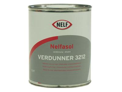 Nelfasol Verdunner 3212 1 ltr kwast*