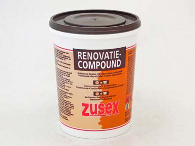 Zusex renovatiecompound pot 600 ml