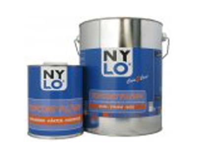 Nylo topcoat pu/wv mat 5 ltr kleur