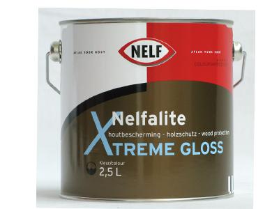 Nelfalite xtreme gloss 2.5 ltr wit