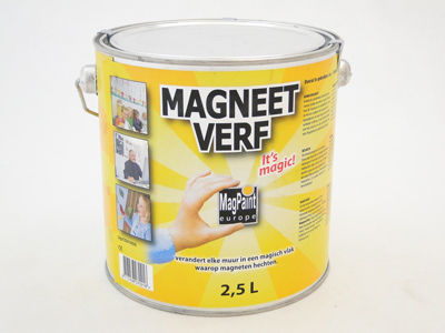 Magneetverf 2,5 ltr MagPaint