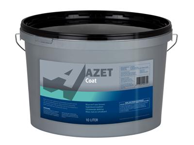 Azet-coat 10 ltr wit