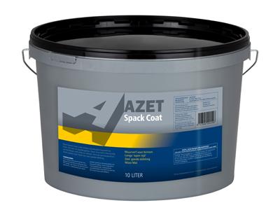 Azet Spack-Coat 10 ltr wit VLP