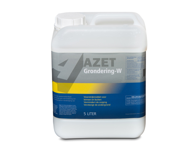 Azet-grondering W  5 ltr
