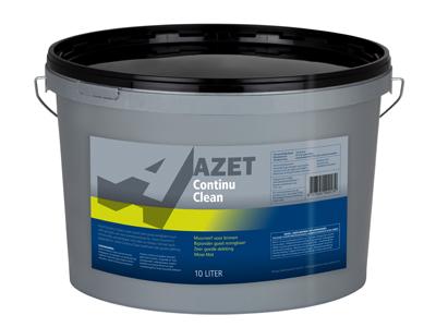 Azet-Continu Clean 10 ltr wit