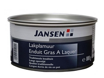 Jansen synth. lakplamuur KH-Spachtel 800 gr.