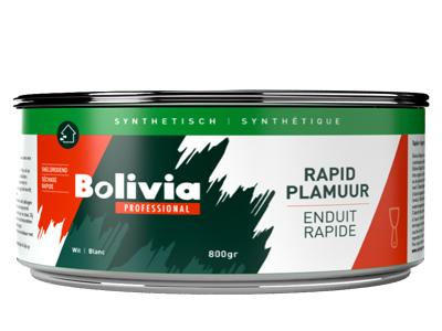 Bolivia rapid plamuur 800 gr