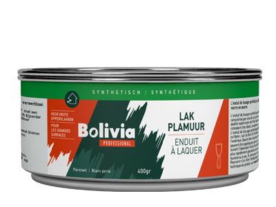 Bolivia synth lakplamuur 400 gr