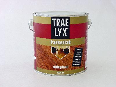 Trae-lyx parketlak zg 2.5 ltr