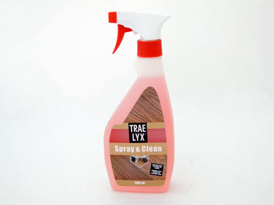 Trae-lyx spray & clean 500 ml.