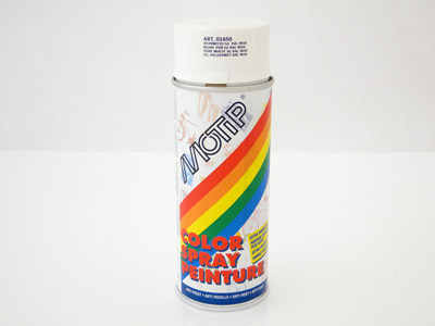 Motip spray mat (1600) 400 ml kl