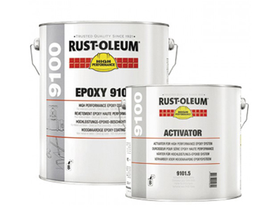 R-O 9100 Epoxy basis (A) Wit Hoog HG 2,34 L