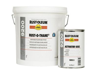 R-O-Thane 9200 WB (A+B) ZG 5 ltr. op kleur