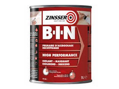 ZINSSER B-I-N Primer 1 ltr. wit