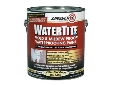 ZINSSER Watertite 5 ltr wit of kl.