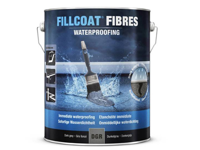 Fillcoat vezels 1 ltr Mathys do grijs