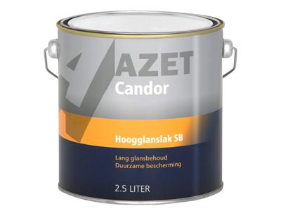 Candor Hoogglans SB 2.5L. wit