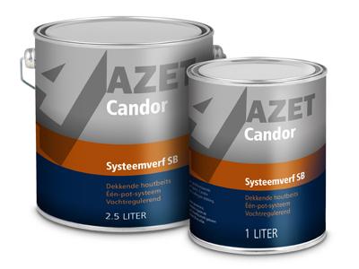 Candor Systeemverf SB 2.5L. kleur