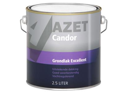 Candor Grondlak excel. 2.5L. wit VLP