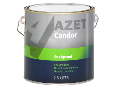 Candor Snelgrond 2.5L. wit