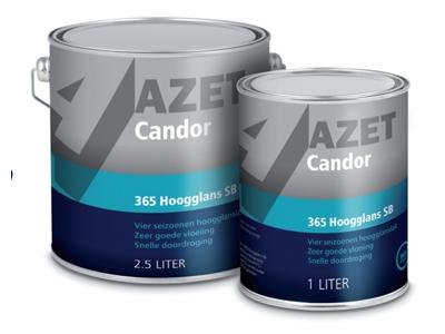Candor 365 Hooggl. SB 2.5L. kleur