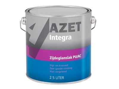 Integra Zijdegl. PU/AC 2.5L. wit