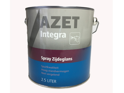 Integra Spray ZG PU/AC 2.5L. P/wit VLP