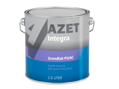Integra Grondlak PU/AC 2.5L. wit
