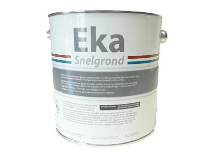 Eka snelgrond 2,5 liter wit