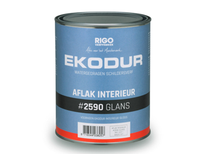 Ekodur int. glans 2.5 ltr wit