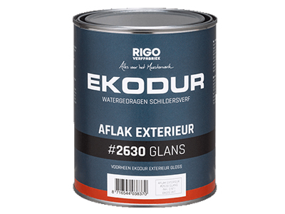 Ekodur ext. glans 2.5 ltr wit