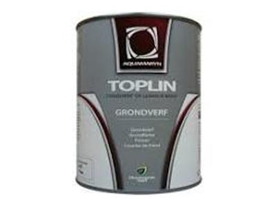 Toplin Grondverf 2,5 liter wit