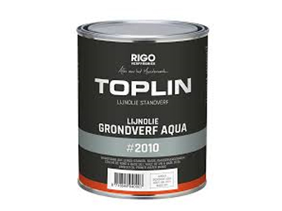 Toplin Grondverf  AQUA 1 liter wit