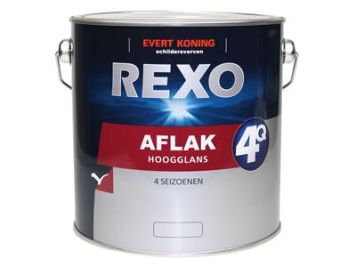 Rexo aflak 4Q hg 2,5 ltr wit