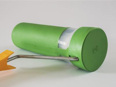 Bewaarkoker voor rollers 18 t/m 25 cm