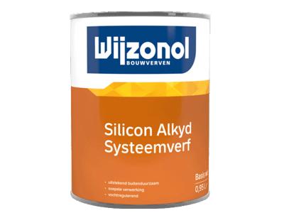 Wijzonol LBH Silicon Alkyd SYS 2,5 ltr kleur