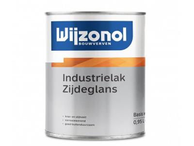 Wijzonol ind. lak ZG 2,5 ltr kleur