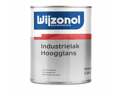 Wijzonol Ind. lak HG 2,5 ltr kleur