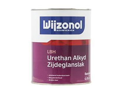 Wijzonol LBH URT Alkyd ZG 2,5 ltr kleur