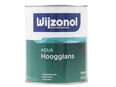 Wijzonol Aqua HG prof 2,5 ltr kleur
