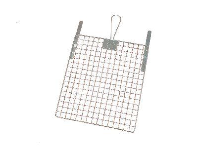 Afstrijkrooster 26x30 cm metaal